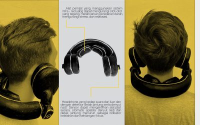 HE-ARE Headphone – Health & Relaxing Product
