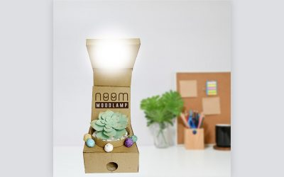 NOOM Moodlamp – Relaxation and Mood Desk Lamp