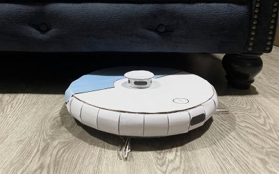 TIVER – Vacuum and Mopping Robot