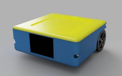 Will-C – Smart Robot Vacuum Cleaner