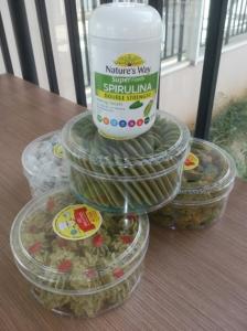Healthy Food Spirinula