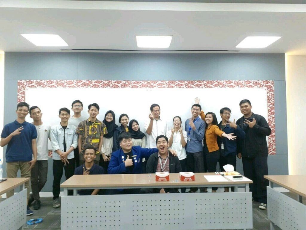 Peserta Innovation Clinic