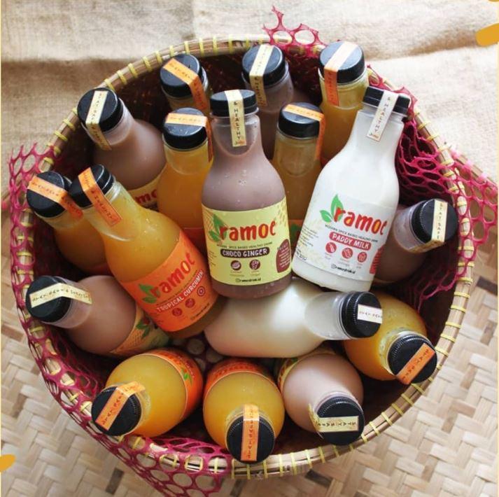 Ramoe, bisnis besutan mahasiswa teknologi pangan