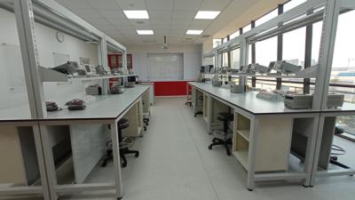 Suasana Laboratorium CSE