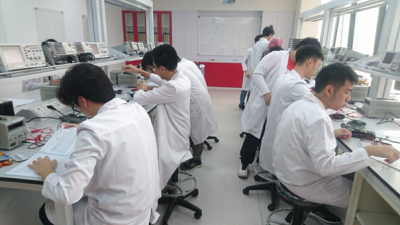 Situasi Kerja Laboratorium CSE